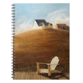 メインの景色2010年 ノートブック