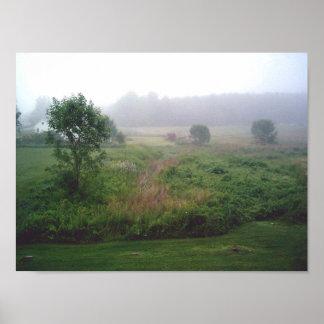 メインの農地 ポスター