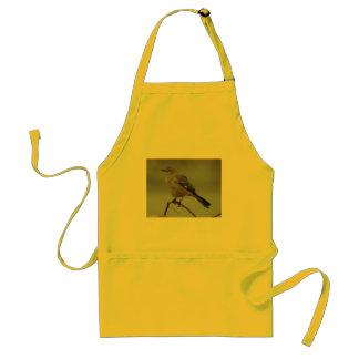 メインの鳥 スタンダードエプロン