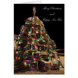 メインカードからのメリークリスマス カード