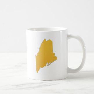 メイン州 コーヒーマグカップ