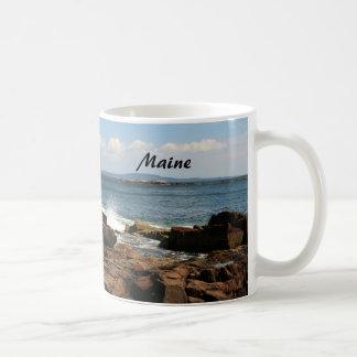 メイン コーヒーマグカップ