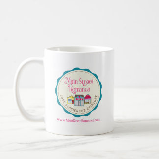 メイン・ストリートのロマンスのマグ コーヒーマグカップ