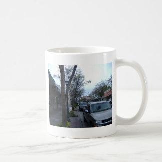 メイン・ストリート、Merced コーヒーマグカップ