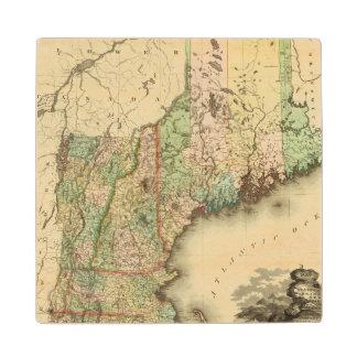 メイン、ニューハンプシャー、ヴァーモント、マサチューセッツ ウッドコースター