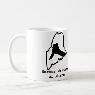 メイン(公式のマグ)の恐怖作家 コーヒーマグカップ