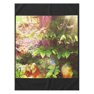 """メイン、52""""の森林秘法x70 """" テーブルクロス"""