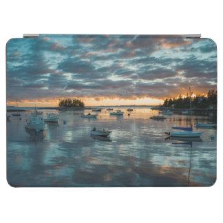 メイン、Newagenの日没港1 iPad Air カバー