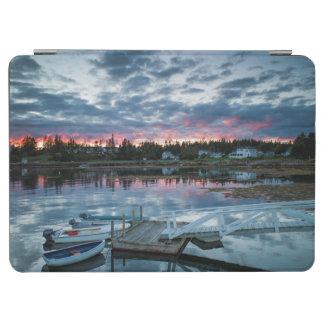 メイン、Newagenの日没港2 2 iPad Air カバー