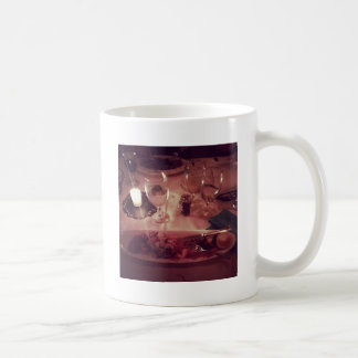 メカジキの夕食 コーヒーマグカップ