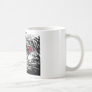メガ激怒 コーヒーマグカップ