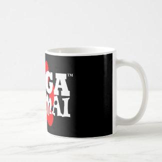 メガMaimaiの赤い足のプリント コーヒーマグカップ