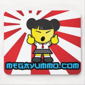 メガYummoのマウスパッド マウスパッド