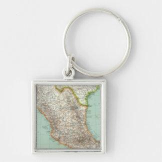 メキシコおよびグアテマラ3 キーホルダー