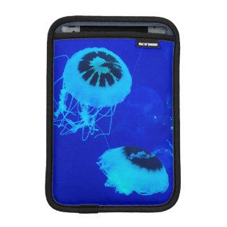 メキシコのくらげ(青い) iPad MINIスリーブ