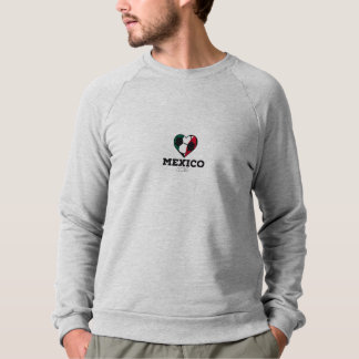 メキシコのサッカーのワイシャツ2016年 スウェットシャツ