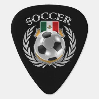 メキシコのサッカー2016ファンのギア ギターピック