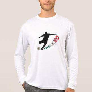 メキシコのサッカー Tシャツ