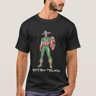 メキシコのメキシコ大尉大尉 Tシャツ