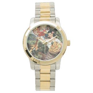 メキシコのヴィンテージ旅行腕時計 腕時計