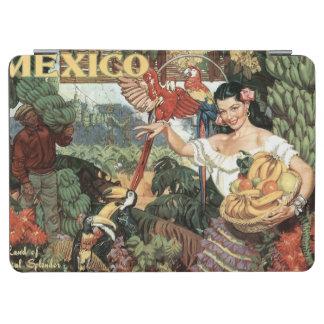 メキシコのヴィンテージ旅行装置カバー iPad AIR カバー