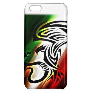 メキシコの旗のiphoneの場合 iPhone 5C カバー