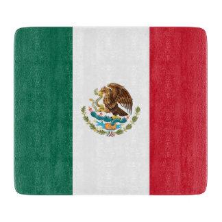 メキシコの旗 カッティングボード