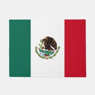 メキシコの旗 ドアマット