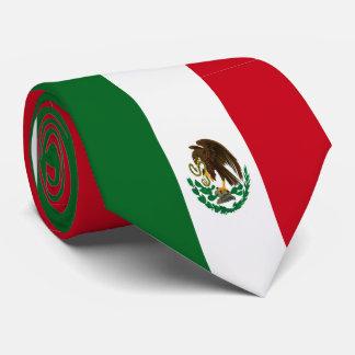 メキシコの旗 ネクタイ
