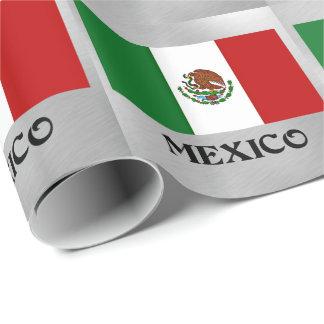 メキシコの旗 包装紙