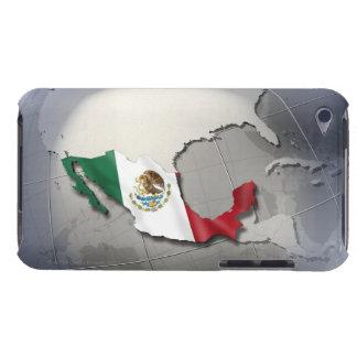 メキシコの旗 Case-Mate iPod TOUCH ケース