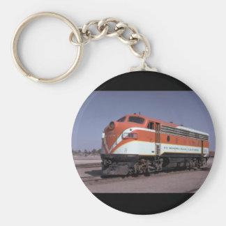 メキシコのFcのソノラ-のBaja California_Trains キーホルダー