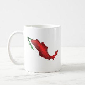 メキシコはチリのコショウの形です コーヒーマグカップ