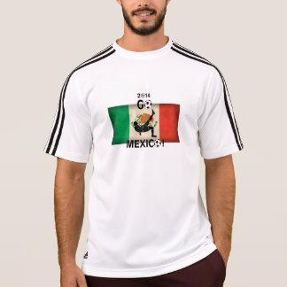 メキシコは行きます! Tシャツ