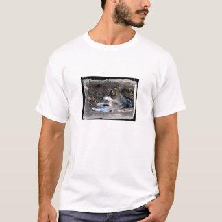 メキシコオオカミのTシャツ Tシャツ