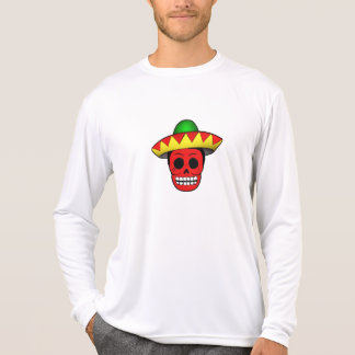 メキシコスカルのデザイン Tシャツ