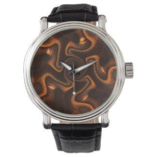 メキシコチョコレート 腕時計