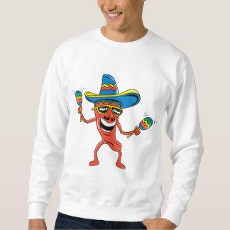 メキシコチリペッパー スウェットシャツ