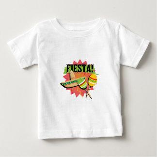 メキシコフェスタ ベビーTシャツ