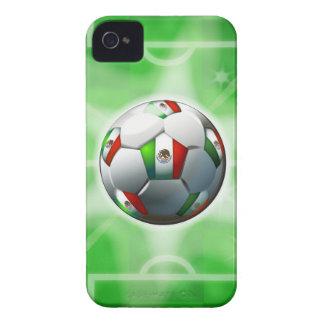 メキシコフットボール/サッカーのiphone 4ケース Case-Mate iPhone 4 ケース