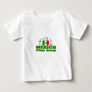 メキシコフリップコップ ベビーTシャツ
