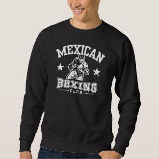 メキシコボクシング スウェットシャツ