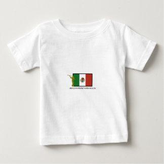 メキシコモンテレイの北の代表団LDS CTR ベビーTシャツ