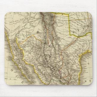 メキシコ人米国、中央アメリカ マウスパッド