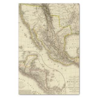 メキシコ人米国、中央アメリカ 薄葉紙