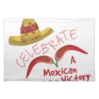 メキシコ勝利 ランチョンマット