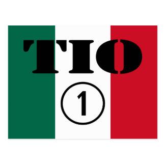 メキシコ叔父さん: Tio Numero Uno ポストカード