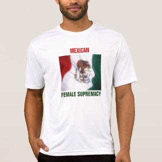 メキシコ女性の主権 Tシャツ