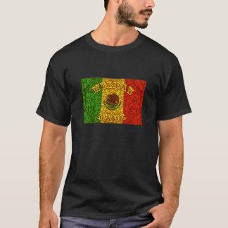 メキシコ旗2 Tシャツ