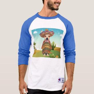 メキシコ犬、チワワ Tシャツ